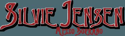 Logo for Silvie Jensen - Mezzo Soprano